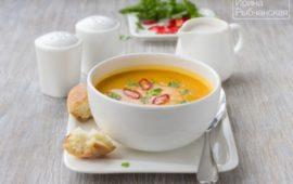 Тыквенный суп с кокосовым молоком: согревающий рецепт для холодов