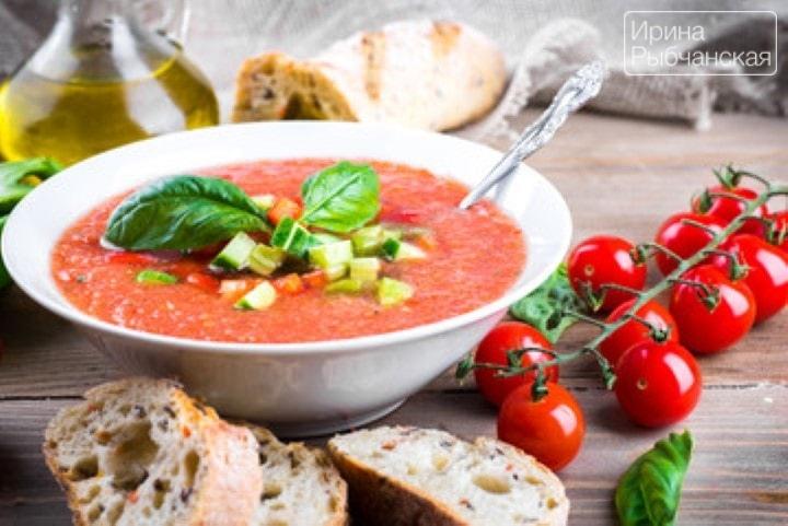 Миниатюра к статье Отдам в умелые руки классический рецепт томатного супа пюре