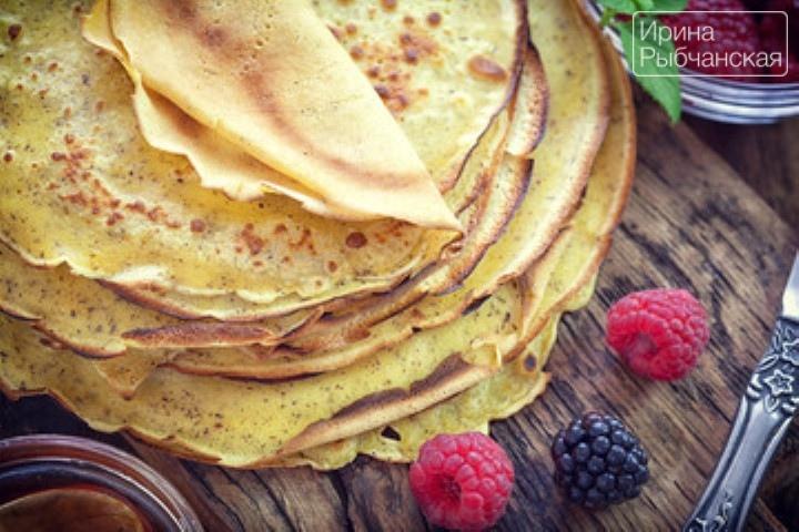 Вкусные блинчики— проверенные рецепты на кефире и молоке
