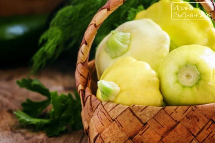 Миниатюра к статье Хрустящие патиссоны маринованные на зиму— рецепт необыкновенной вкусноты