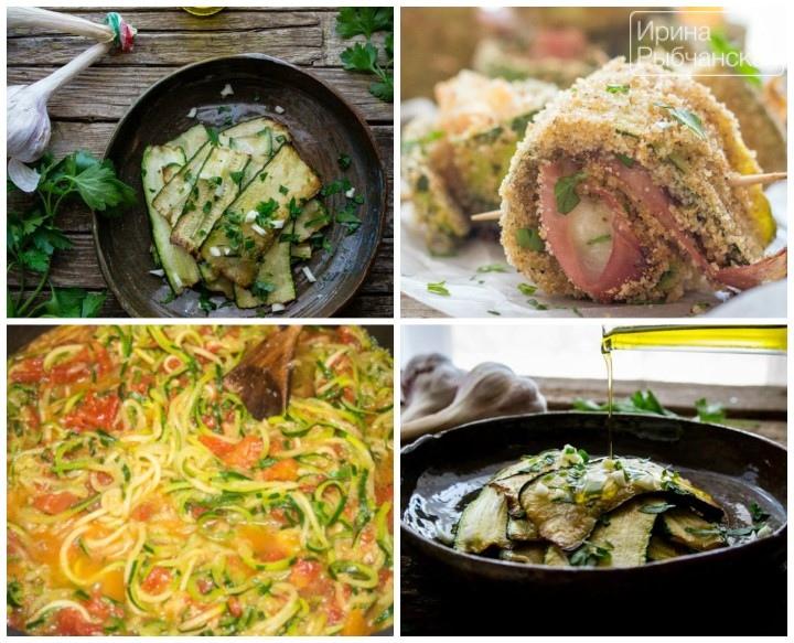 Закуска из кабачков быстрого приготовления— мои излюбленные рецепты