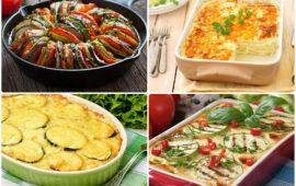 Запеканка из кабачков в духовке— рецепты для буден и летних вечеринок