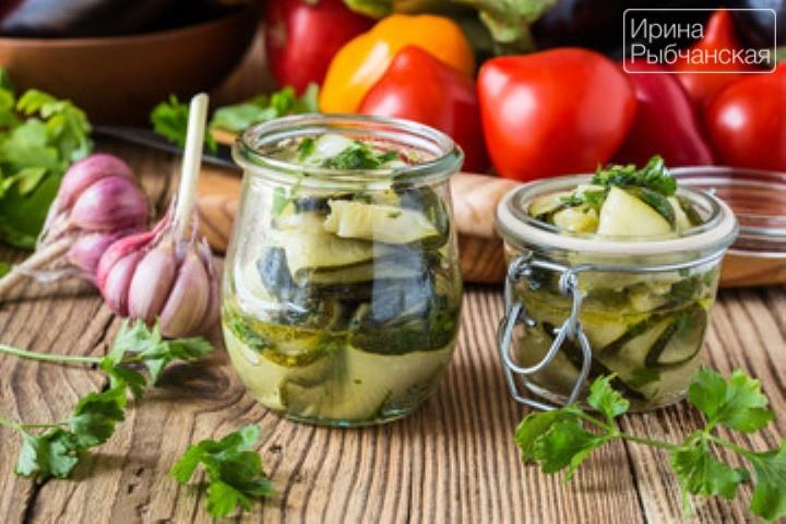Миниатюра к статье Вкусные рецепты салата из кабачков на зиму