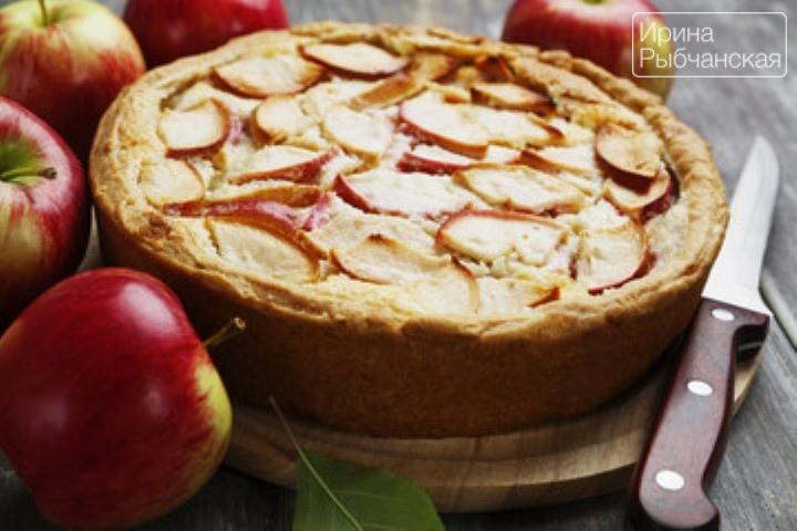 Пышная шарлотка с яблоками в духовке— рецепты изумительной вкусноты
