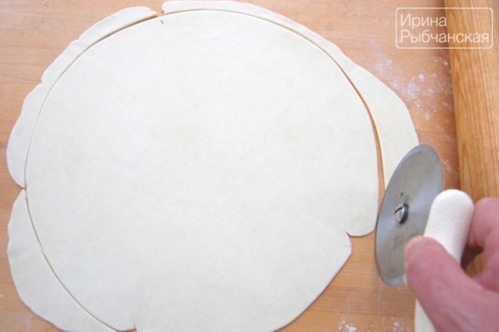 Как сделать тесто для рогаликов фото 818