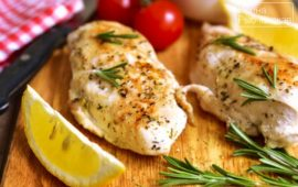 Как приготовить сочные куриные грудки в духовке наилучшим методом