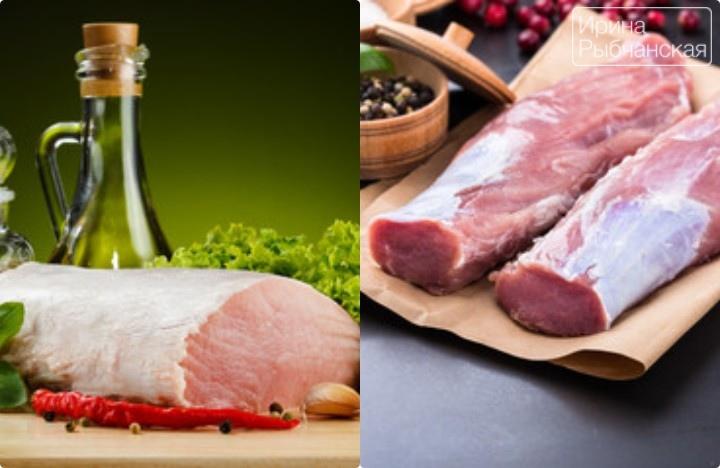Чем свиная вырезка отличается от свиной корейки: исчерпывающее руководство