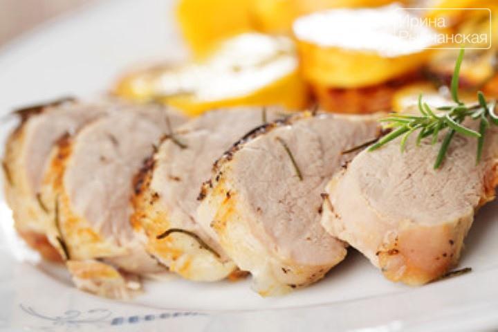 Свиная вырезка в духовке— рецепты для особых случаев