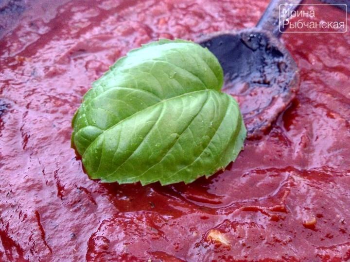 Соус маринара для быстрого ужина в итальянском стиле