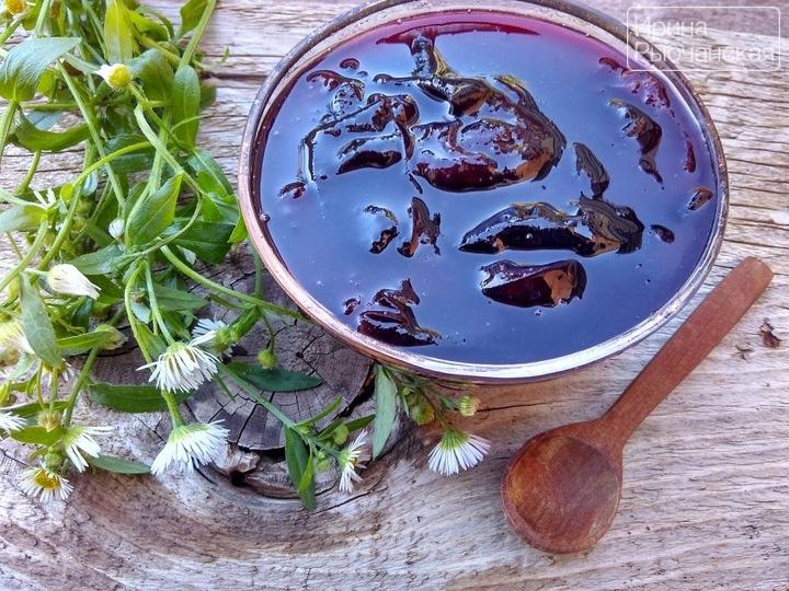 Простой рецепт джема из сливы без косточек на зиму