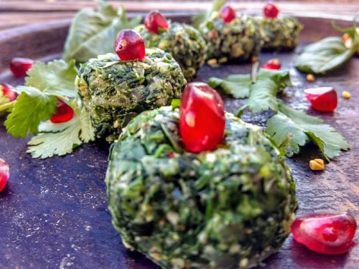 Пхали из шпината— рецепт для любителей грузинской кухни