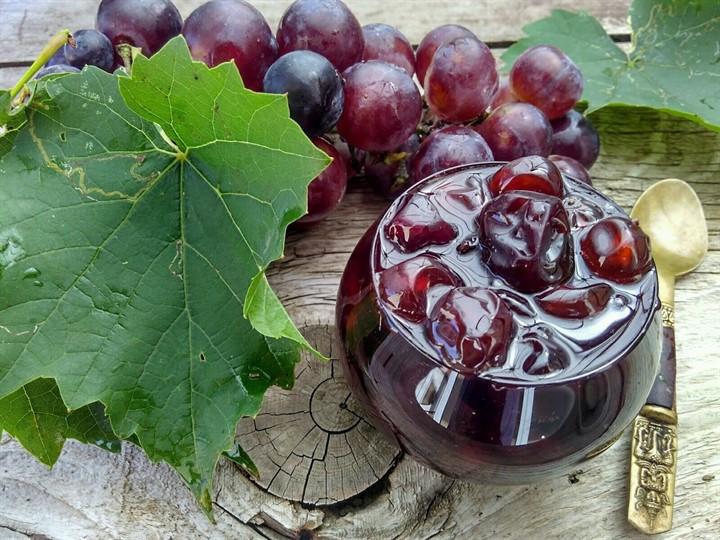 Варенье из винограда на зиму— рецепты со всего света